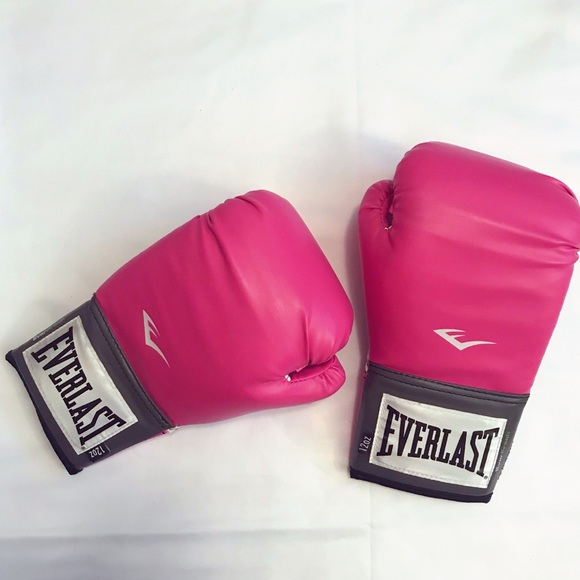 Everlast accessories pro style training pink boxing gloves poshmark everlast pro style training pink boxing gloves sciox Gallery